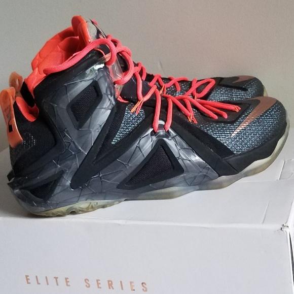 Nike Shoes   Lebron 2 Elite Xii Rose